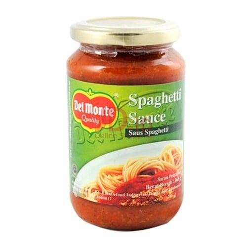 DELMONTE Spagheti Botol 330gr - isi 12pcs