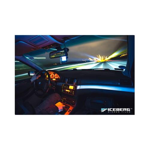 Kaca Film Mobil SKKB Samping & Belakang Kategori Mobil Size Medium Brand Iceberg Window Films Khusus JABODETABEK
