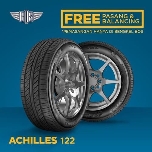 ACHILLES Ban Mobil 122 175/65 R14 82H TUBELESS GRATIS JASA PASANG