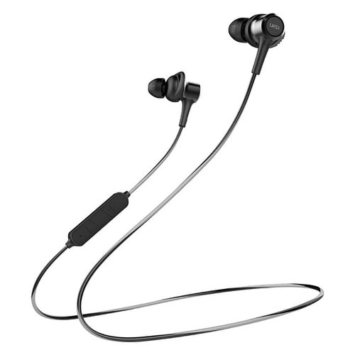 UIISII BT-260 Bluetooth Earphone Headset CSR8645 IPX4 Waterproof black - Hitam