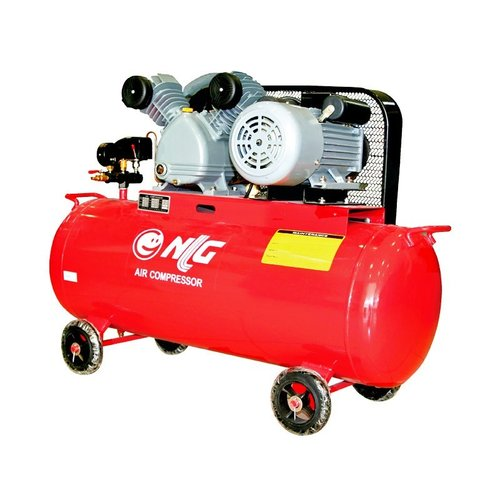 NLG Air Compressor Belt Driven with Motor BAC510