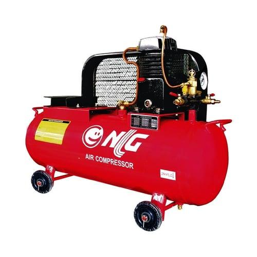NLG Air Compressor Belt Driven Unloader without Engine GEC4001