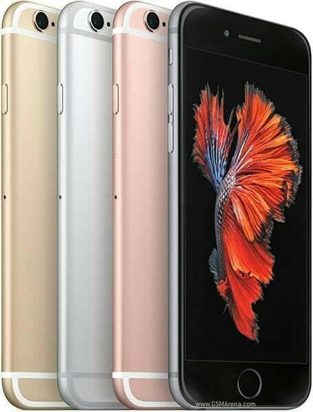 APPLE iPhone 6s 32GB Garansi Resmi - Gold, Grey & Rose Gold