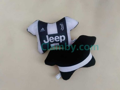 Car Set Bantal Mobil Bola Juventus |Bantal Tulang/Sandaran Jok Mobil