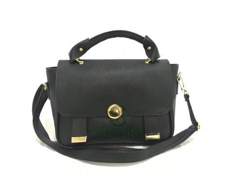 pratunam max Slingbag/Handbag Wanita Casual Koin Kotak Hitam