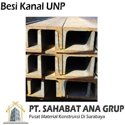 Besi UNP 65x40x2.8