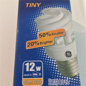 Lampu GE Bulb 12Watt 2700K - 64