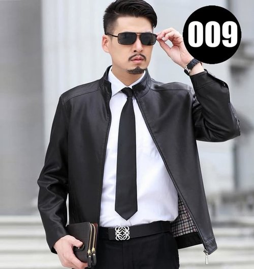 DISKON MURAH! Jaket Kulit Domba Asli Garut Kualitas Super 009