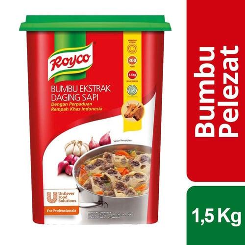 ROYCO Ekstrak Daging Sapi 1,5kg - Isi 6pcs
