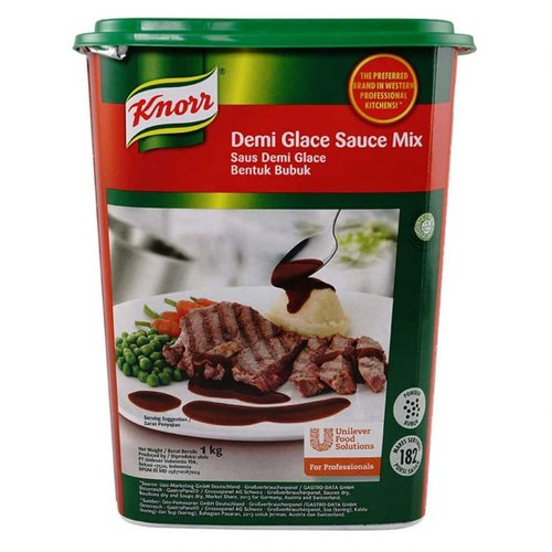 Knorr Demi Glace Sauce Mix ID 1kg - isi 6pcs