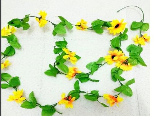 Sunflower Artificial - Bunga Jalar Matahari