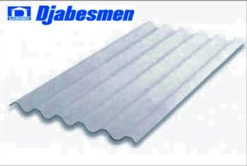 Asbes Jabesmen gelombang300×105 mm