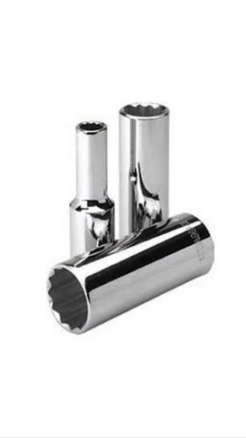 "Mata kunci shock 1/2"" 6pts Spark Plug Socket - 5/8"" stanley 86-580-1"