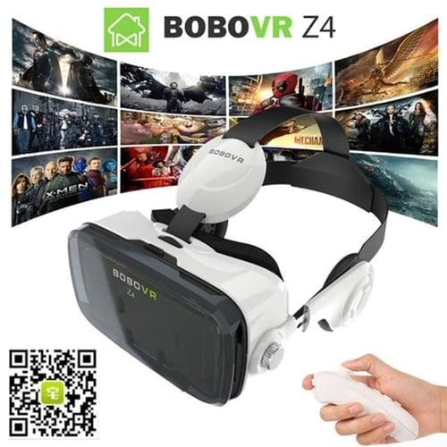 BOBOVR Z4 Virtual Reality 3D Glasses VR Box With Remote