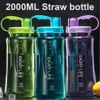 Enjoylife Water Bottle - Botol Air Enjoy Life 2000ml