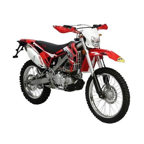 VIAR Sepeda Motor Cross X 200 ES VIN 2016 - OTR Jaboser