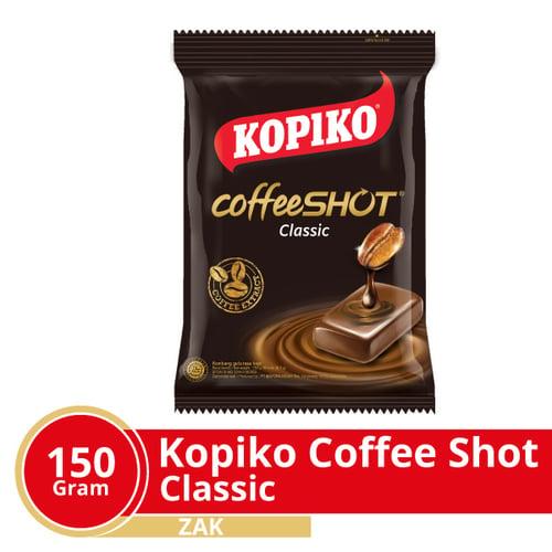 Kopiko Coffee Shot Classic Zak Karton