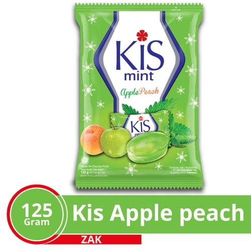 Kis Apple Peach Zak 125 gr karton
