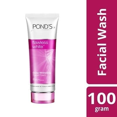 POND'S Flawless White Deep Whitening Facial Foam 100g
