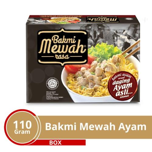 Bakmi Mewah Ayam 110 Gr Karton
