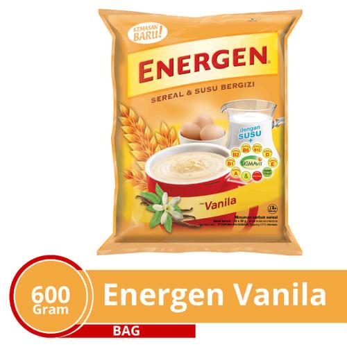 Energen Vanilla Bag Karton