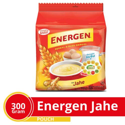 Energen Jahe Pouch Karton