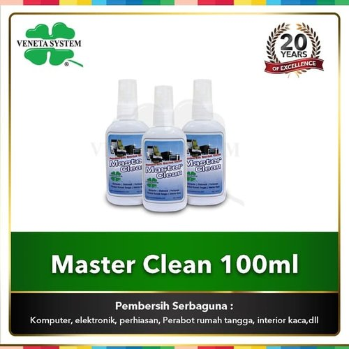 MASTER CLEAN UKURAN 100 ML