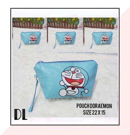 Dompet Doraemon Waterproof