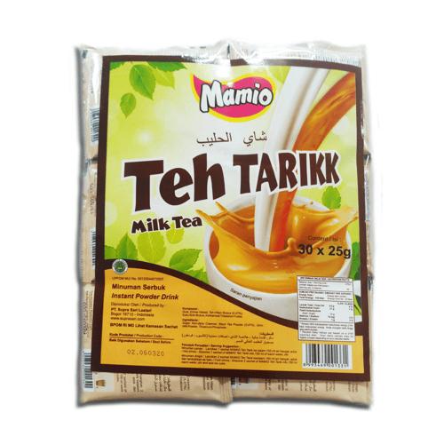 Minuman bubuk teh tarik bag 30 pcs grosir