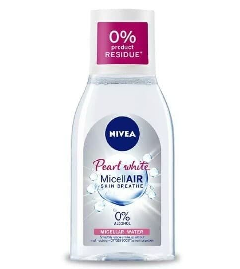 NIVEA Micellair Skin Breathe Pearl White 125ml