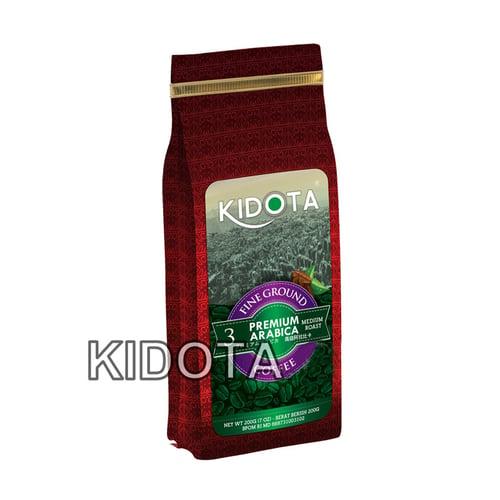KIDOTA Premium Arabica Bubuk Halus 200gr