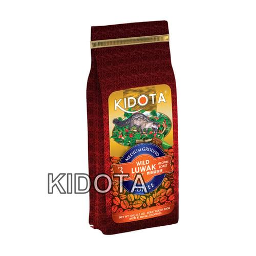 KIDOTA Wild Luwak Bubuk Halus 100gr