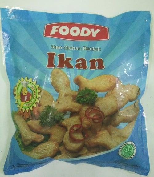 MINAKU Foody Ikan 500 Gram