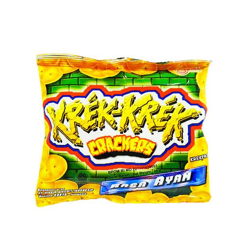 Krek Krek Crackers Biscuit