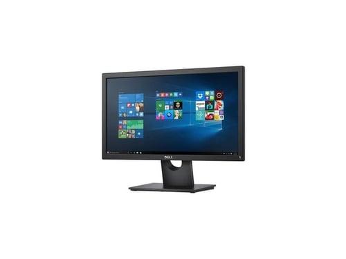 Dell 20 Inch E2016HV - Black LCD TN Monitor 1600 x 900