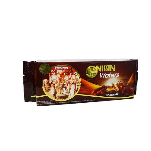 Wafer Chocolate 125 gr
