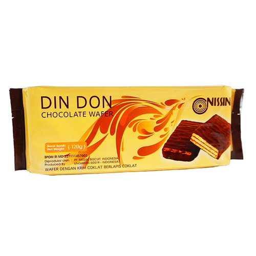 Wafer Din Don 120 gr