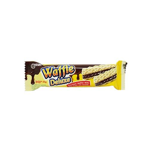 Waffle Deluxe 12 gr x 10 pcs