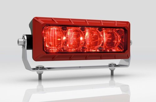 Red zone safety light