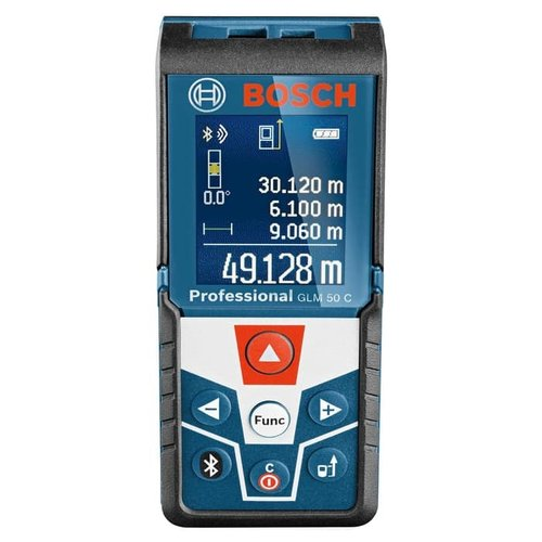 Bosch GLM 50 C Laser Digital 50 M Bluetooth