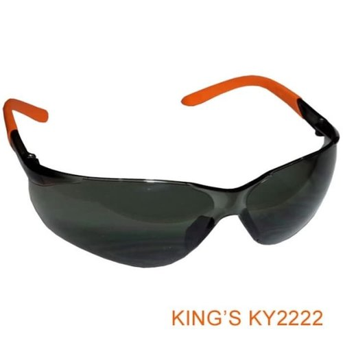 KINGS KACAMATA SAFETY KY2222 SMOKE GRAY ORIGINAL