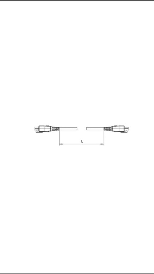 LINAK (LINEAR ACTUATOR) Linak Cable 0617110-2000