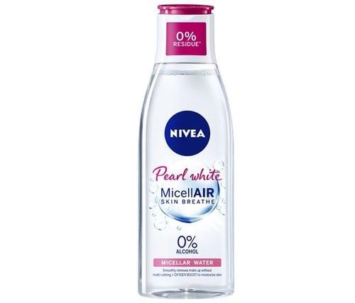 NIVEA Micellair Pearl White 200ml