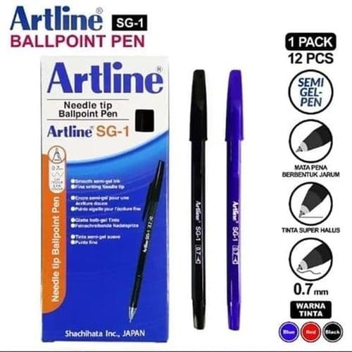ARTLINE Ballpoint EGB SG1 Hitam