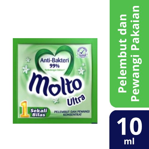 MOLTO ANTI BAKTERI SACHET 10ML