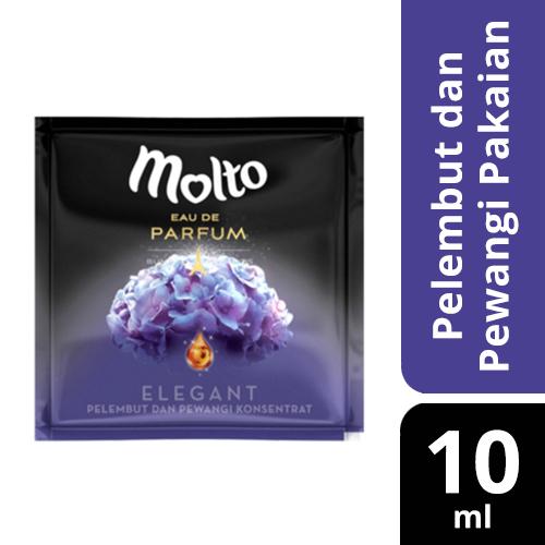 MOLTO PELEMBUT DAN PEWANGI PAKAIAN EDP BLACK PURPLE 10 ML