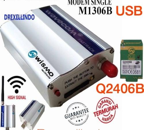 modem wavecom m1306b usb q2406b