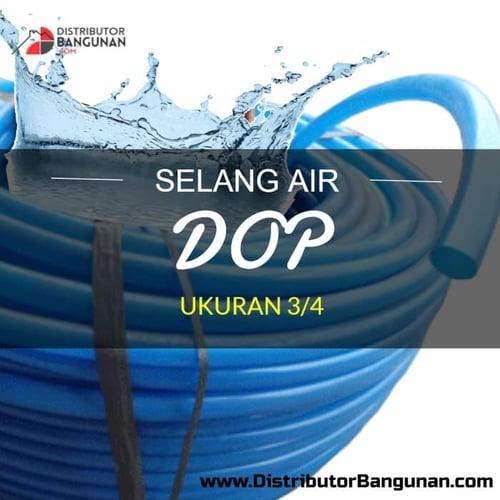 Selang Air Dop Warna 3/4 - Harga Per Meter