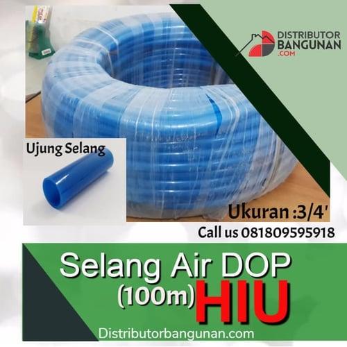 Selang Air Elastis DOP Warna U/ Kran Air Taman Fleksibel 3/4 inch /Mtr