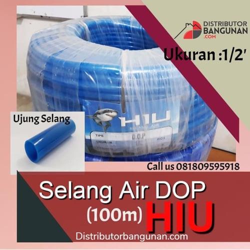 Selang Air Elastis DOP Warna U/ Kran Air Taman Fleksibel 1/2 Inch /Mtr